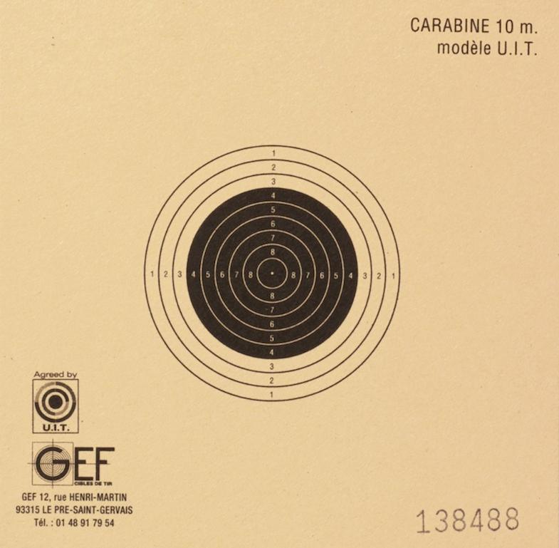 précision carabine